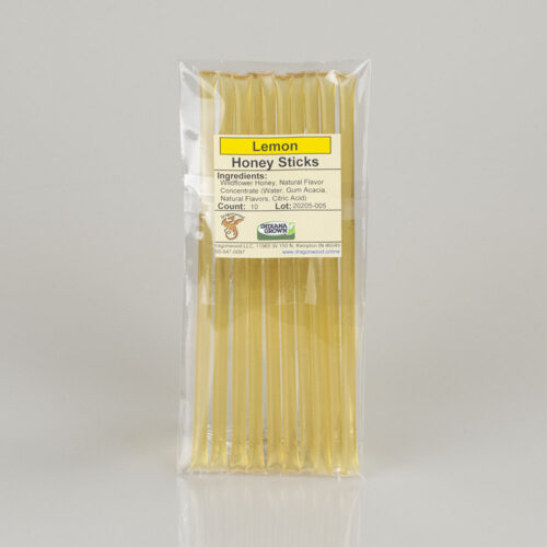 10 Lemon Honey Sticks