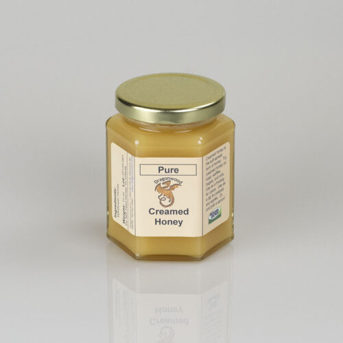 Wildflower Creamed Honey
