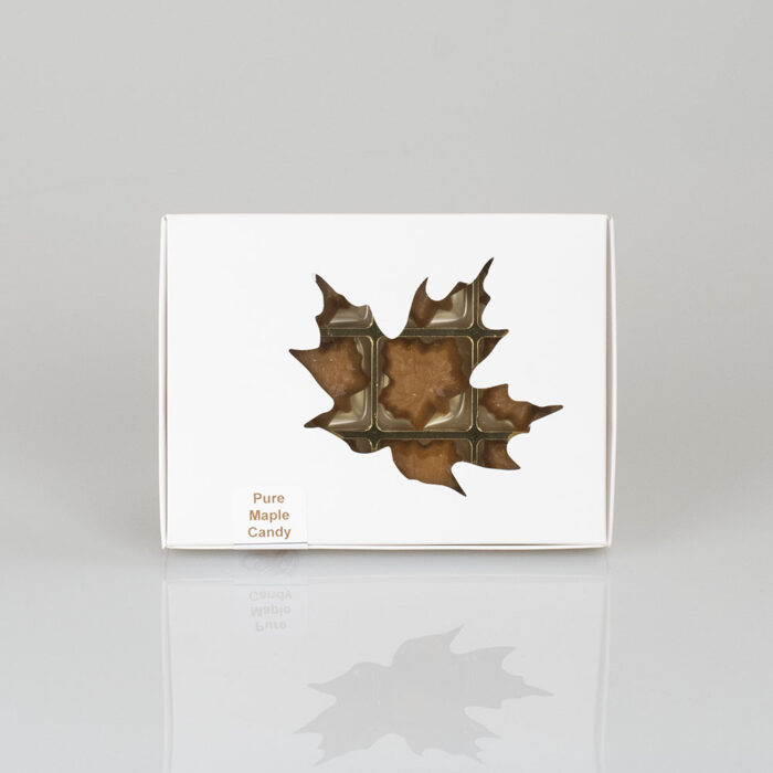 Pure Maple Candy Box