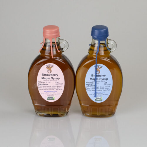 Flavored Maple Syrup
