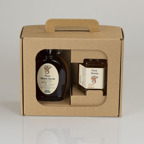 Pure Honey And Maple Gift Box