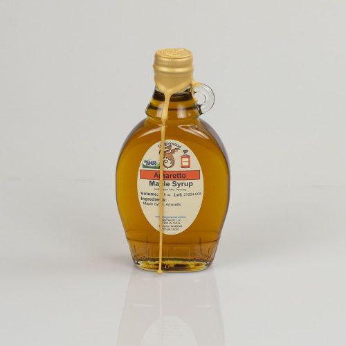 Amaretto Maple Syrup