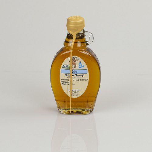 Gin Maple Syrup