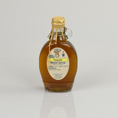 Tequila Maple Syrup