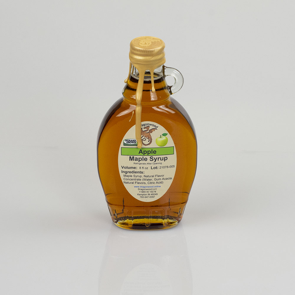 Apple Maple Syrup