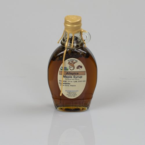 Allspice Maple Syrup