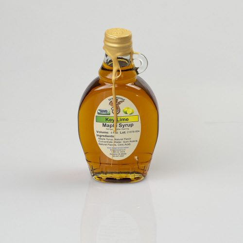 Key Lime Maple Syrup