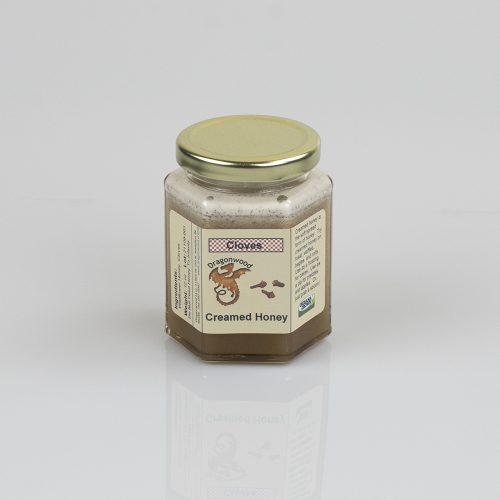 Cloves Creamed Honey