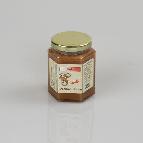 Hot Creamed Honey