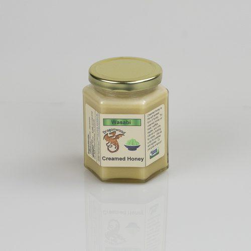 Wasabi Creamed Honey