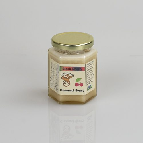Black Cherry Creamed Honey