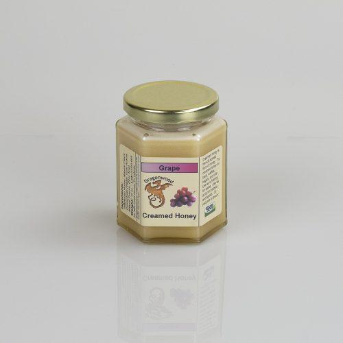 Grape Creamed Honey