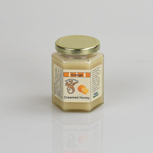 Orange Creamed Honey
