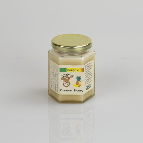 Pineapple Creamed Honey