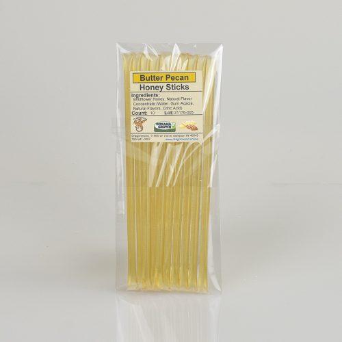 Butter Pecan Honey Sticks