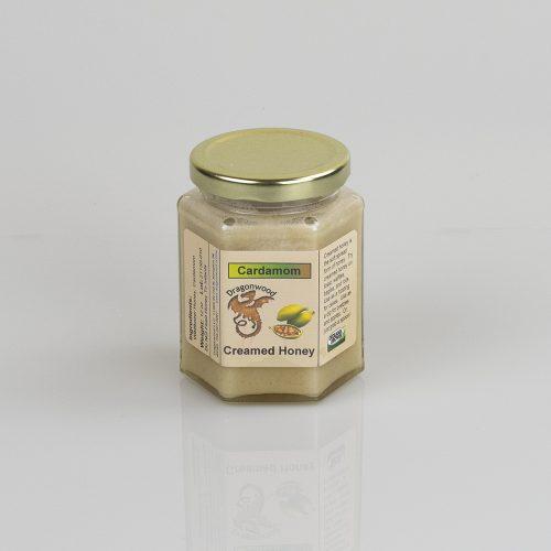 Cardamom Creamed Honey