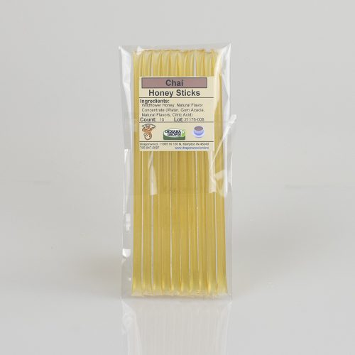 Chai Honey Sticks